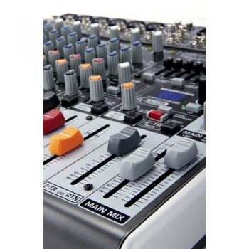 BEHRINGER X1222 USB Mezclador para Directo Behringer X-1222 USB Und.