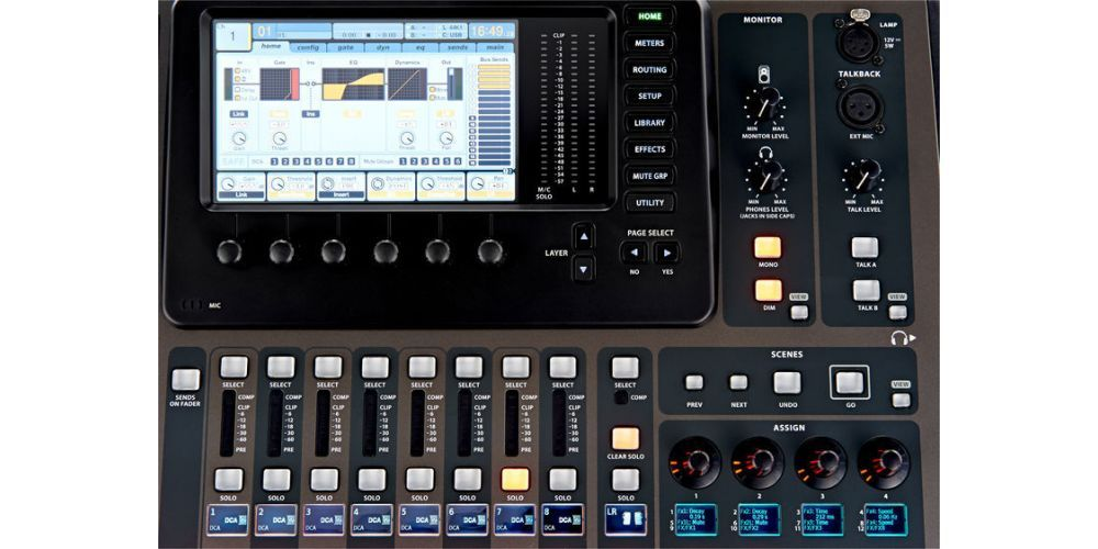 BEHRINGER X32 DISPLAY