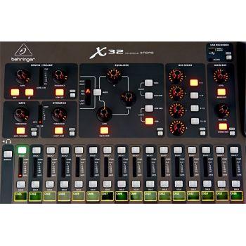 BEHRINGER X-32 Mezclador para Directo,X32