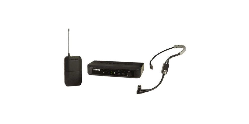 SHURE BLX14E SM35 Microfono inalambrico de Diadema