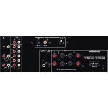 YAMAHA AS301 Black Amplificador HiFi Stereo 60+60W RMS