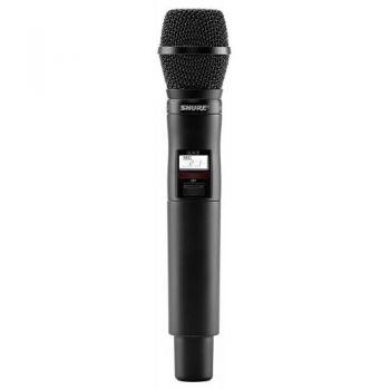 SHURE QLXD24 SM 87 Microfono inalambrico de Mano