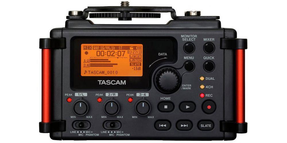 grabadorar TASCAM DR 60DMK2