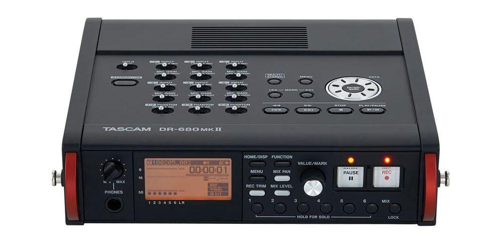 grabador TASCAM DR 680MK2