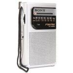 SONY ICF-S10-MK2 Silver Radio