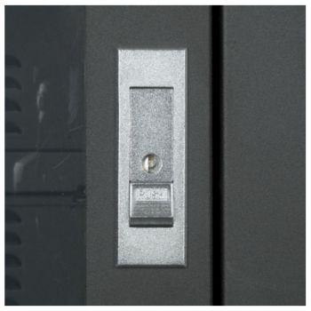 Dap Audio Rack Estudio con Puerta 32U D7625