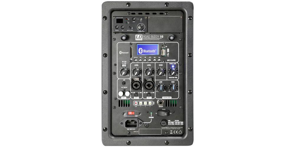ld systems new roadbuddy 10hs b6 5