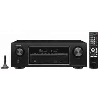 DENON AVR-X1300 Receptor Home Cinema  Bose AM-10V White