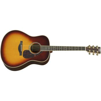 Yamaha LL16 BROWN SUNB Guitarra Acustica
