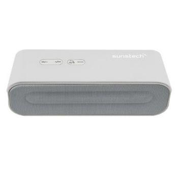 SUNSTECH SPUBT770 Silver Altavoz Inalambrico Bluetooth