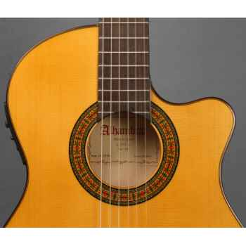Alhambra 3F-CT-E1 Guitarra Clasica