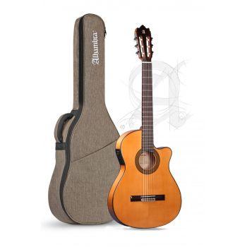 Alhambra 3F-CT-E1 Guitarra Clásica + Funda