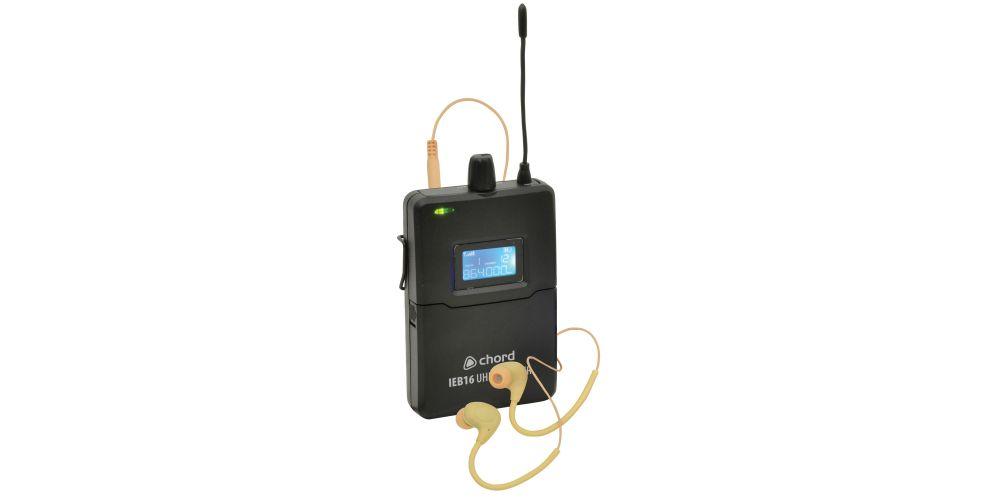 oferta sistema in ear estereo chrod 171892