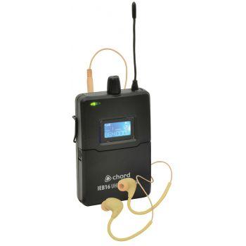 CHORD IEM16 Sistema IN-EAR de 16 Canales 171892