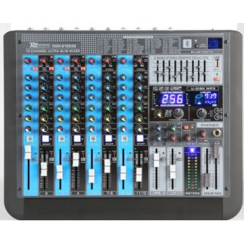 Power Dynamics PDM-S804 Mezclador analogico 8 canales Profesional 172622