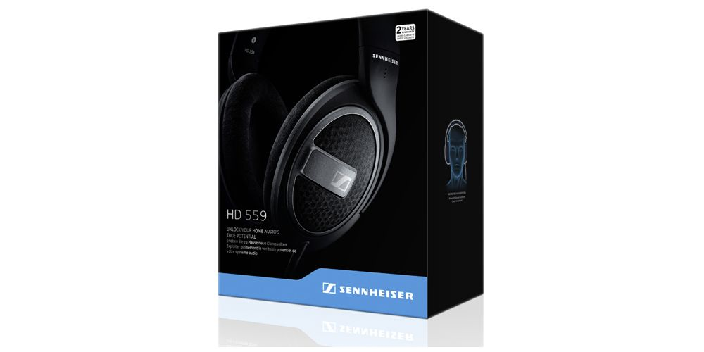 sennheiser hd 559 packaging