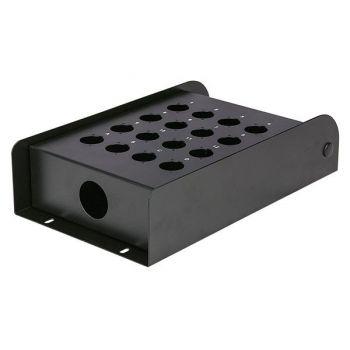 DAP Audio Caja de Escenario Vacía con 16 Orificios RF:FSB16E