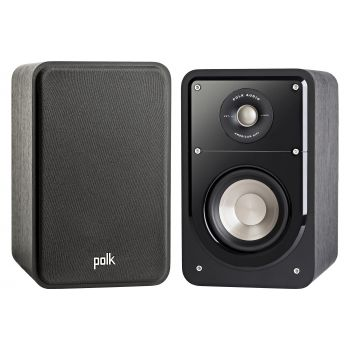 Polk audio S15 Black Pareja Altavoces