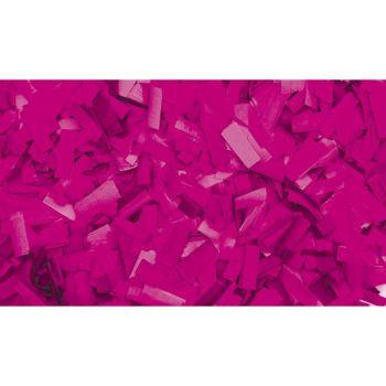 Showtec Slowfall confetti 55 x 17mm Pink Fluo 1Kg Rosa Flúo 60910FPI