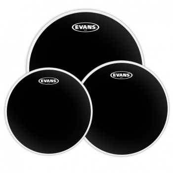 Evans Pack Onyx Coated Rock 10, 12 y 16 ETPONX2R