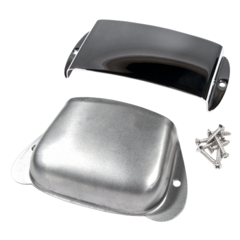 Fender Pure Vintage Precision Bass Ashtray Set de cubierta para puente
