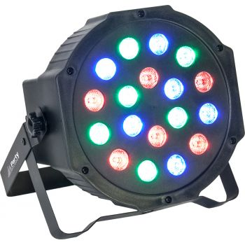 Party PAR 181 Foco Par 18 Led 1w RGB
