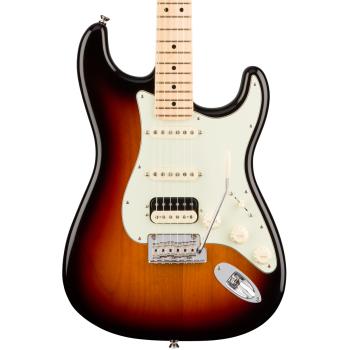 Fender American Pro Stratocaster MN HSS ShawBucker 3 Color Sunburst