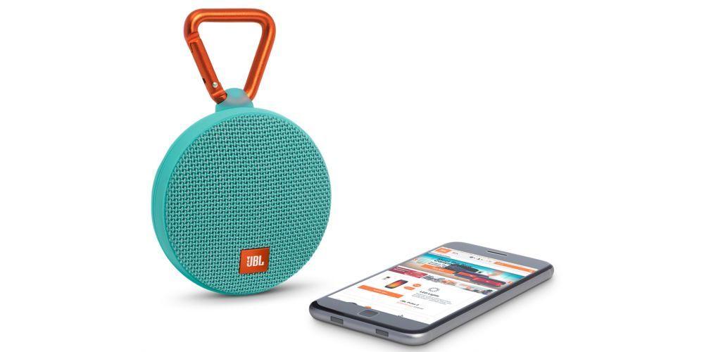 jbl clip 2 Teal altavoz bluetooth portable