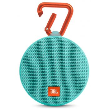 JBL CLIP 2 Teal Altavoz Portatil Bluetooth