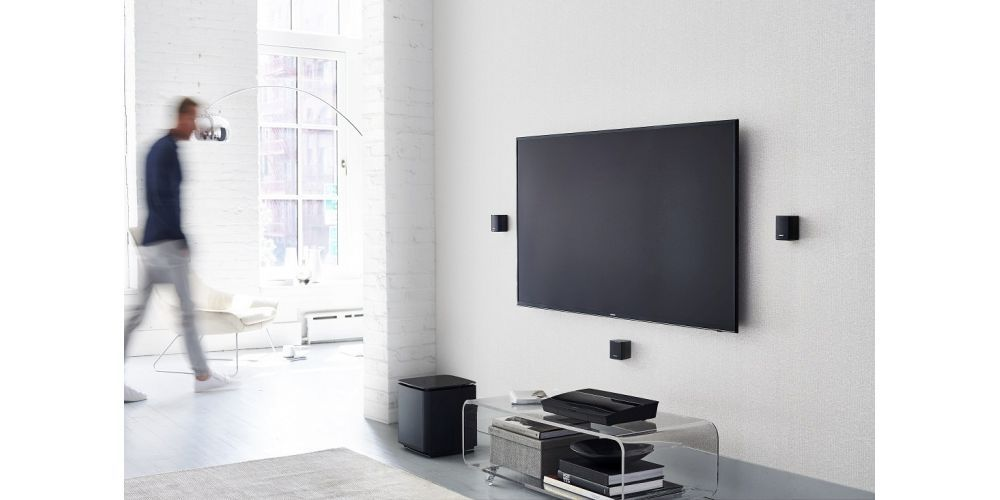 bose lifestyle 550 sistema sonido wifi bluetooth satelites