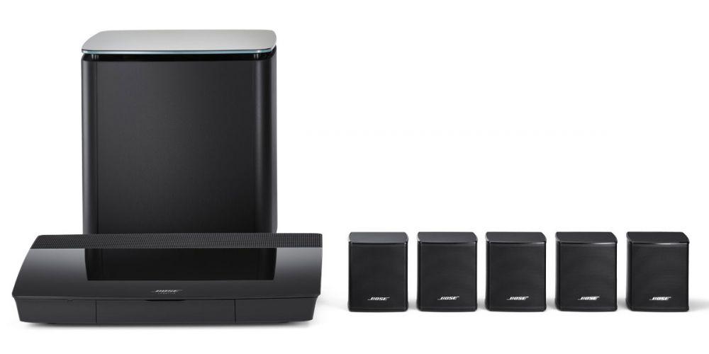 bose lifestyle 550 sistema sonido wifi bluetooth satelites subwoofer