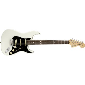 Fender American Performer Stratocaster Rosewood Artict White