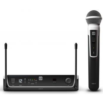 Ld Systems U304.7 Hhd Sistema Inalámbrico Con Micrófono De Mano Dinámico