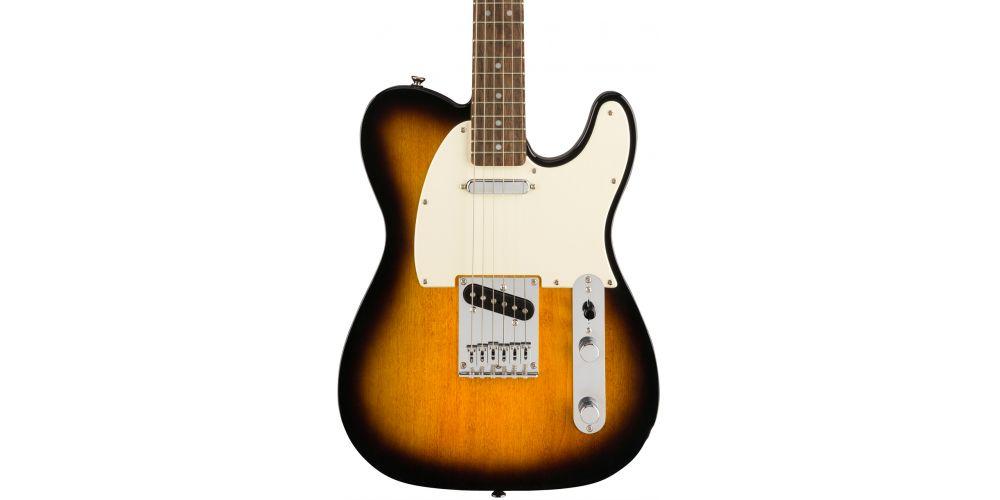 Fender SQ Bullet Tele Brown Sunburst