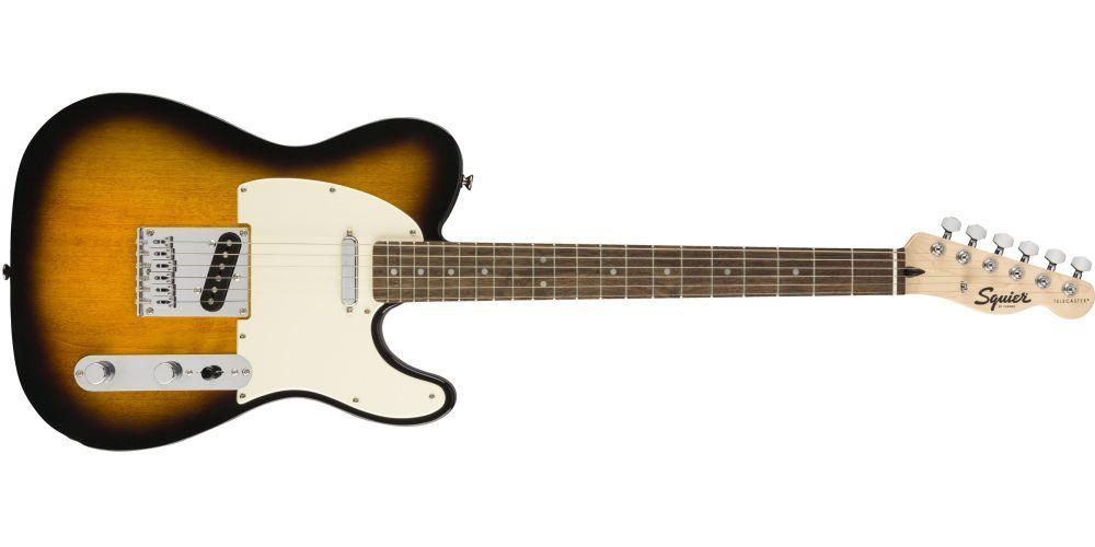 Fender Bullet® Telecaster®, Laurel Fingerboard, Brown Sun