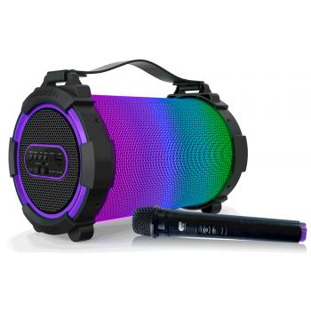 OT TRIUMPH Fonestar Altavoz Bluetooth Amplificado con batería + Micrófono Inalambrico + Auricular Bluetooth Harmony