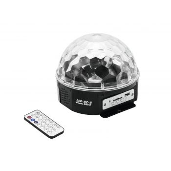 Eurolite LED BC-8 Beam Effect MP3