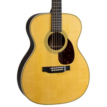 Martin OM-28 Guitarra Acústica con Estuche