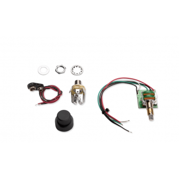 Seymour Duncan STC-2C-BO Blackouts 2-Band Componentes