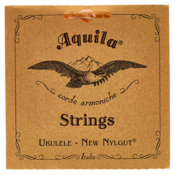 Aquila 16U Cuerda 4ª Entorchada Ukelele Tenor New Nylgut Low G