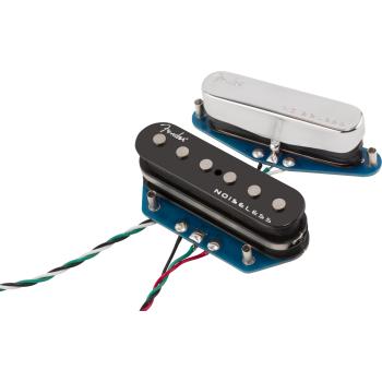 Fender Ultra Noiseless Tele Vintage Set de Pastillas para Guitarra Eléctrica