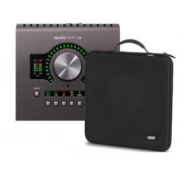 Universal Audio Apollo Twin X Quad con funda UDG