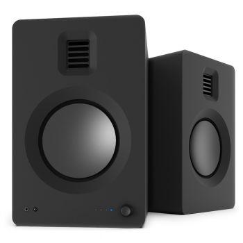 Kanto KANTO TUK MATTE BLACK Altavoz Amplificado con Bluetooth + Pasivo