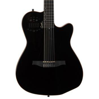GODIN ACS Slim Cedar Black. Guitarra Acústica + Funda