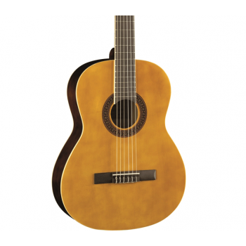 Eko CS-10 Natural Guitarra Clasica con Funda