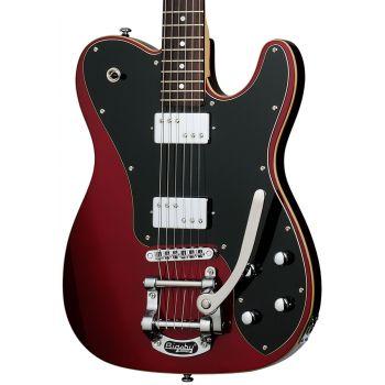 Schecter PT Fastback II B Metallic Red. Guitarra Eléctrica