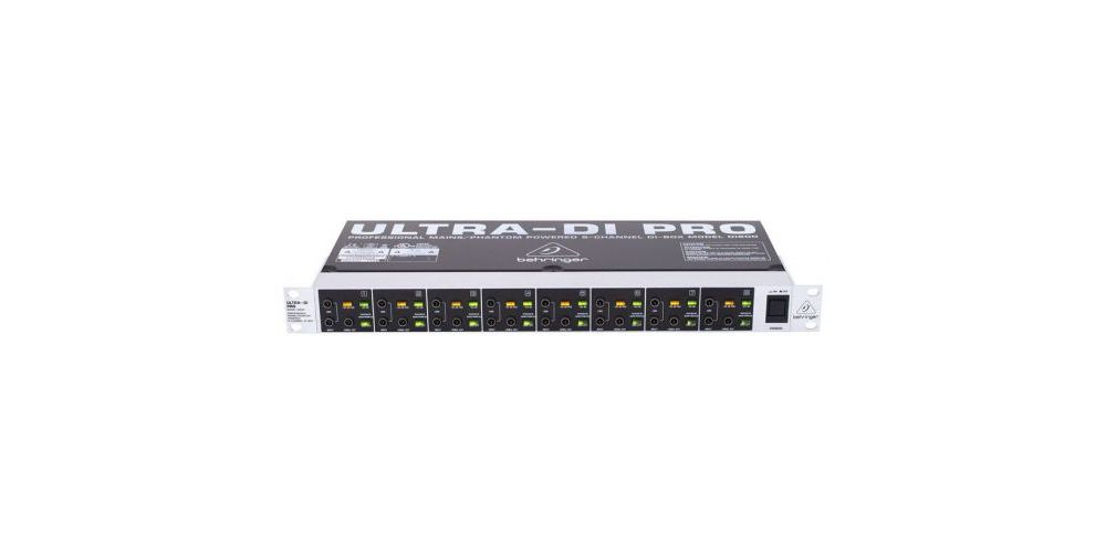 behringer di800 interface