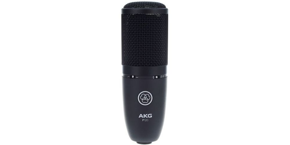 akg p 120 micro perception