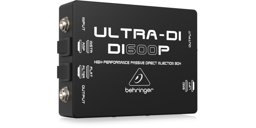 behringer DI600P interface