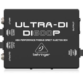 BEHRINGER DI600P Caja Ultra DI